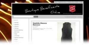 Boutique Beneficente Online