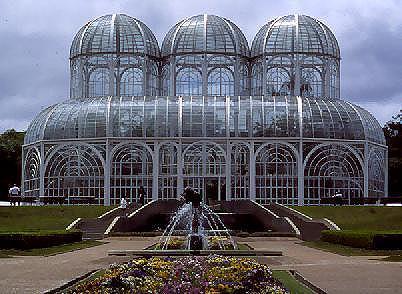 Curitiba - Jardim Botânico