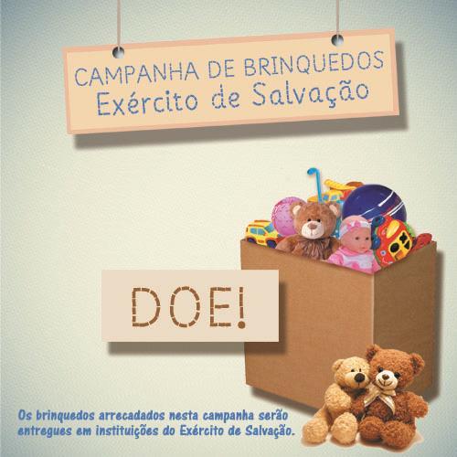 Campanha do Dia das Crianças 2015