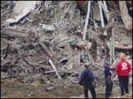 Atentados Terroristas 11/09 - Exército de Salvação